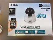 D-Link HD Pan and Tilt Wi-Fi Camera (DCS-5222L)